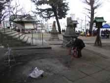 八幡神社消防演習 (8)